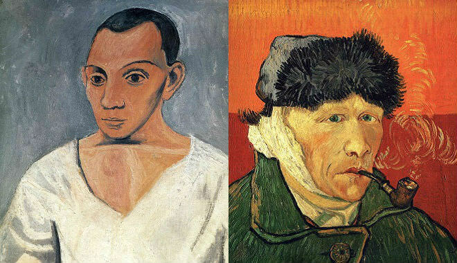 Vincent van Gogh's Influence on Picasso