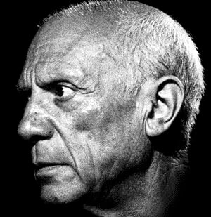 Pablo Picasso Photo