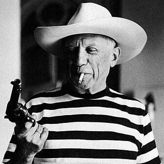 Pablo picasso full name