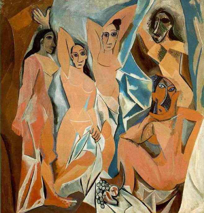 10 Facts You Don't Know About Picasso's Les Demoiselles d'Avignon