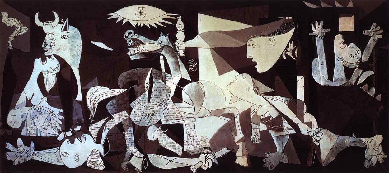 10 Facts About Guernica By Pablo Picasso