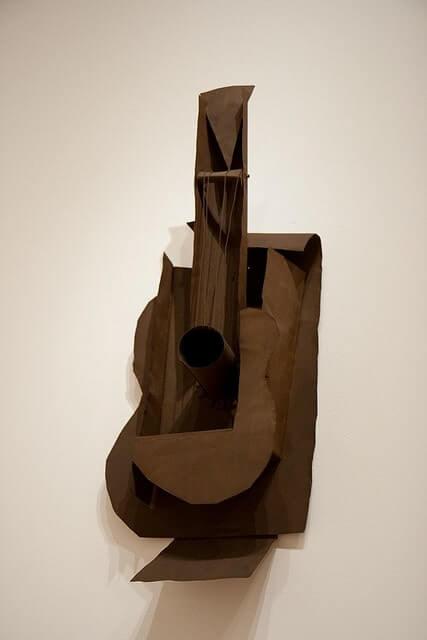the guitarist pablo picasso