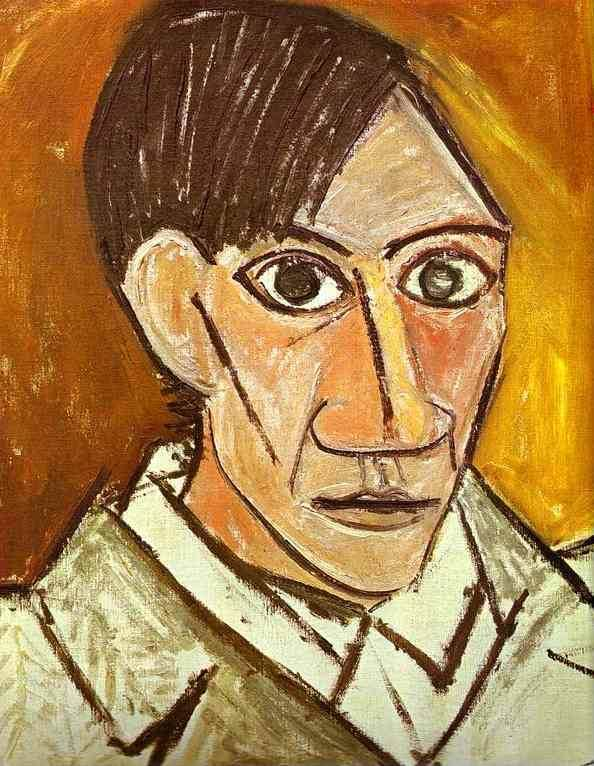 Picasso Self Portrait